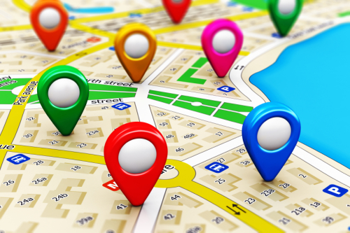 Ranking-for-multiple-locations